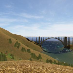 Cali Rally bridge